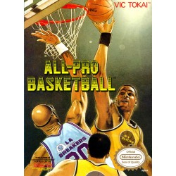 All-Pro Basketball (Nintendo NES, 1989)