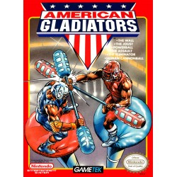 American Gladiators (NES, 1993)