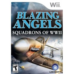 Blazing Angels: Squadrons of WWII (Wii, 2007)