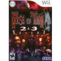 The House of the Dead 2 & 3 Return (Wii, 2008)