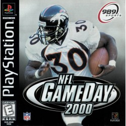 NFL GameDay 2000 (PlayStation, 1999)