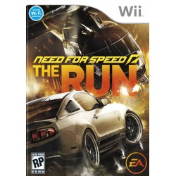 Need for Speed: The Run (Wii, 2011)