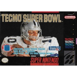 Tecmo Super Bowl (SNES, 1993)