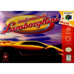 Automobili Lamborghini (Nintendo 64, 1997)