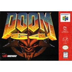 Doom 64 (Nintendo 64, 1997)