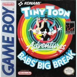 Tiny Toon Adventures: Babs' Big Break (Nintendo Game Boy, 1992)