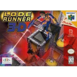 Lode Runner 3-D (Nintendo 64, 1998)