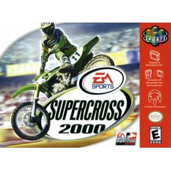 Supercross 2000 (Nintendo 64, 1999)