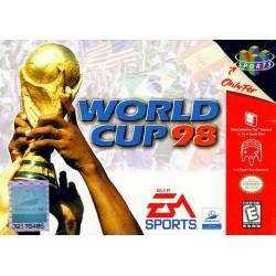 World Cup 98 (Nintendo 64, 1998)