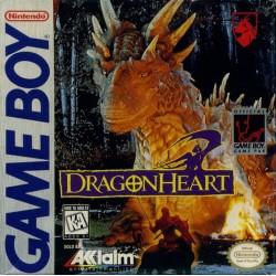 Dragonheart: Fire and Steel (Game Boy, 1990)