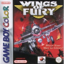 Wings of Fury (Nintendo Game Boy Color, 1999)