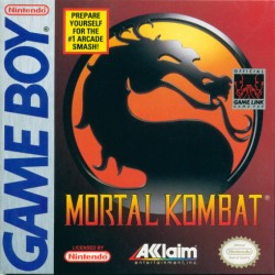 Mortal Kombat (Nintendo Game Boy, 1993)