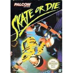 Skate or Die (Nintendo, 1988)