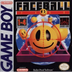 Faceball 2000 (Nintendo Game Boy, 1991)