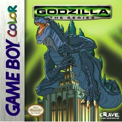 Godzilla: The Series (Nintendo Game Boy Color, 1999)