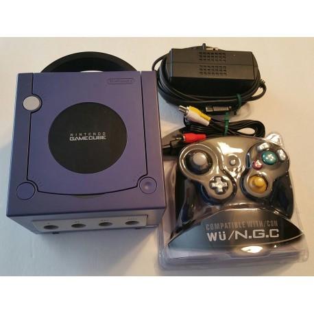 Indigo Nintendo Gamecube System