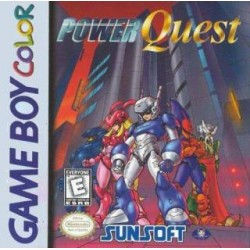 Power Quest (Nintendo Game Boy Color, 1999)