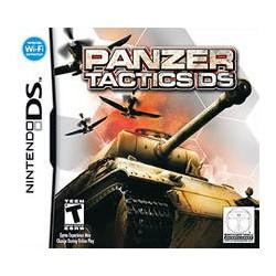 Panzer Tactics DS (Nintendo DS, 2007)