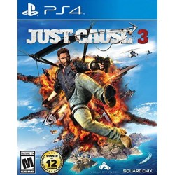 Just Cause 3 -- Day One Edition (Sony PlayStation 4, 2015)