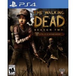 The Walking Dead: Season Two (Sony PlayStation 4, 2014)
