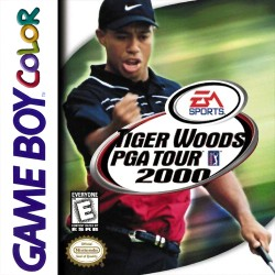 Tiger Woods PGA Tour 2000 (Nintendo Game Boy)