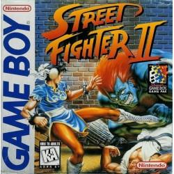 Street Fighter II: The World Warrior (Nintendo Game Boy, 1995)