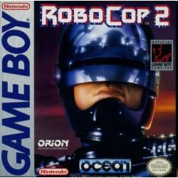 RoboCop 2 (Nintendo Game Boy, 1991)