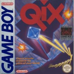 Qix (Nintendo Game Boy, 1990)