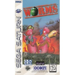 Worms (Sega Saturn, 1996)