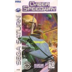 Cyber Speedway (Sega Saturn, 1995)