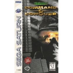 Command & Conquer (Sega Saturn, 1997)