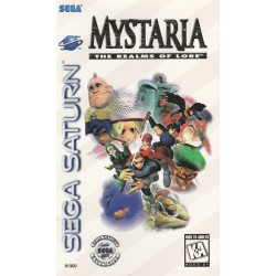 Mystaria: The Realms Of Lore (Saturn, 1995)