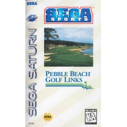Pebble Beach Golf Links (Saturn, 1996)