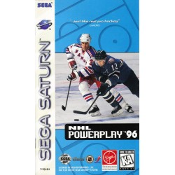 NHL Powerplay '96 (Sega Saturn, 1996)
