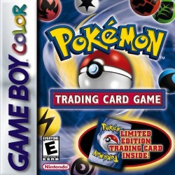 Pokemon Trading Card Game (Nintendo Game Boy Color, 2000)