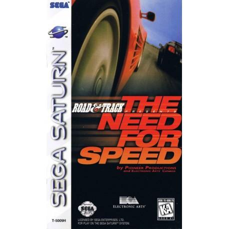 Resultado de imagem para the need for speed sega saturn