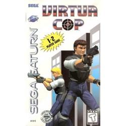 Virtua Cop (Sega Saturn, 1995)