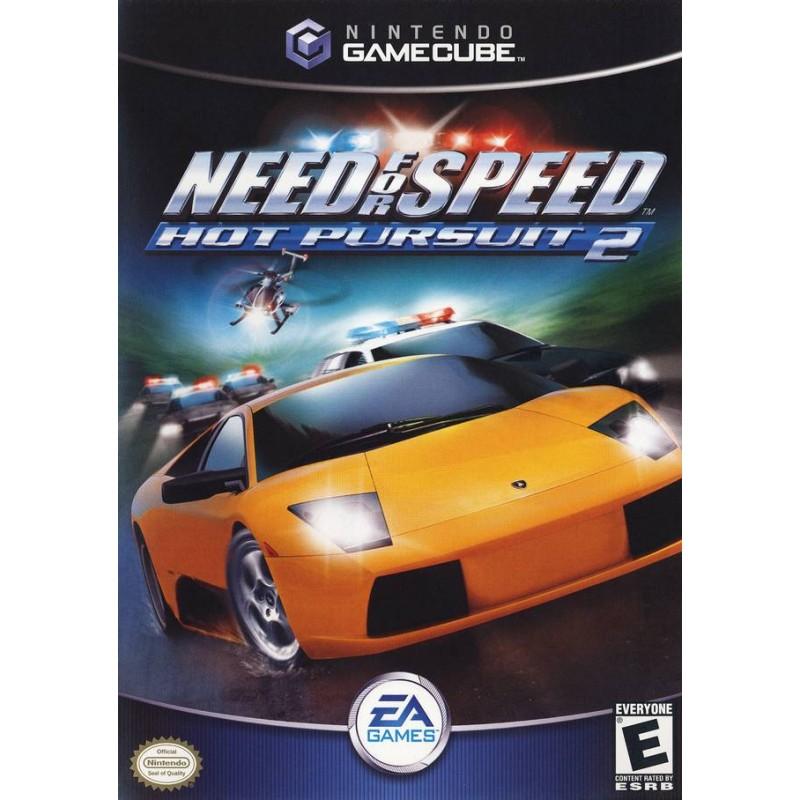 Need For Speed Hot Pursuit 2 Nintendo Gamecube