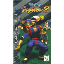 Virtua Fighter 2 (Sega Saturn, 1996)