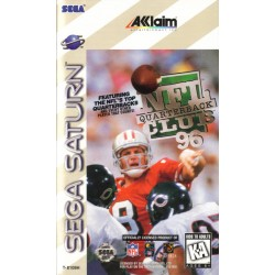 NFL Quarterback Club 96 (Sega Saturn, 1996)