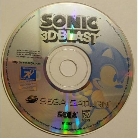 Sonic 3D Blast (Sega Saturn, 1996)