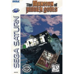 Mansion of the Hidden Souls (Sega Saturn, 1995)