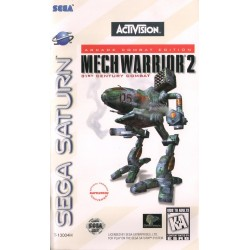 MechWarrior 2 (Sega Saturn, 1997)