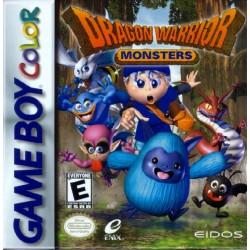 Dragon Warrior Monsters (Nintendo Game Boy Color, 2000)
