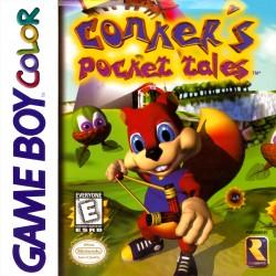 Conker's Pocket Tales (Nintendo Game Boy Color, 1999)
