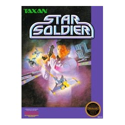 Star Soldier (NES, 1988)