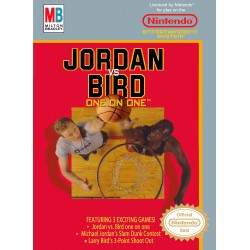 Jordan vs Bird One on One (Nintendo NES, 1989)