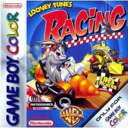 Looney Tunes Racing (Nintendo Game Boy Color, 2000