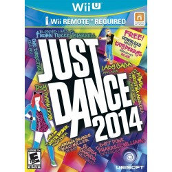 Just Dance 2014 (Nintendo Wii U, 2013)