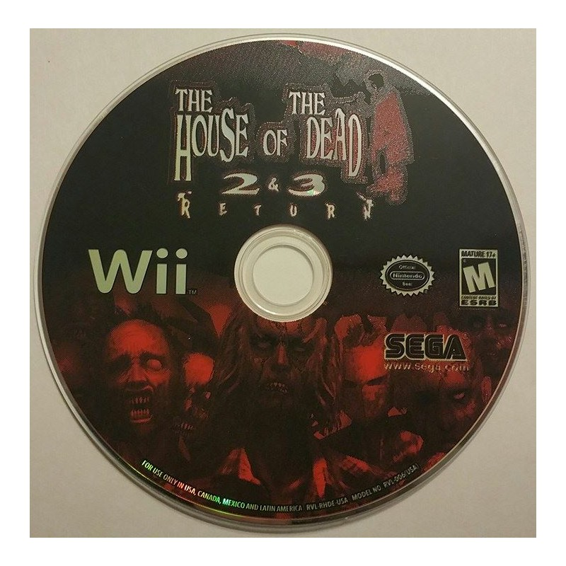 Vind The House Of The Dead Wii Op Marktplaats Juli 2020